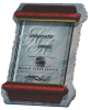 Slate and Glass Plaque Achievement Awards