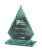 Jade Diamond Point Employee Awards