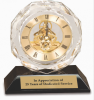 Crystal Clock Sales Awards