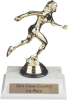 Figure on Base Trophy Sports Trophies