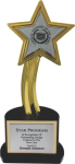 The Recognition Star with Custom Insert Achievement Awards