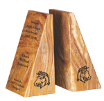 Tan Marble Bookends Set Sales Awards